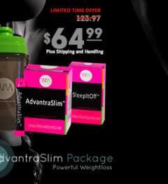 AdvantraSlim Package