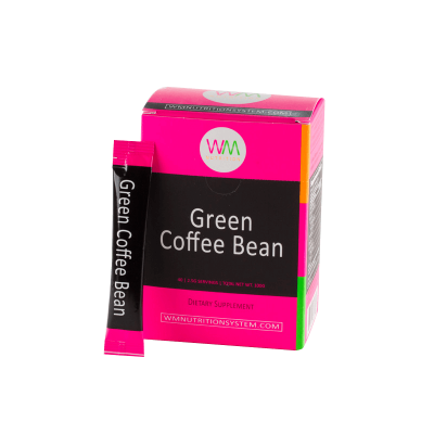 green coffee bean dietary supplement