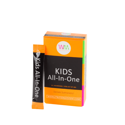 kids all in one dietary supplemen