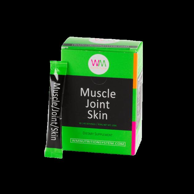 muscle joint skin dietary supplemen