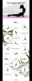 16 full body stretches